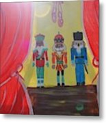The Nutcrackers Metal Print