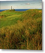 The Old Head Golf Links, Kinsale Metal Print
