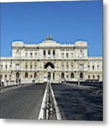 The Palace Of Justice, Rome, Italy Metal Print