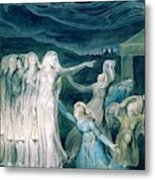 The Parable Of The Wise And Foolish Virgins - Digital Remastered Edition Metal Print