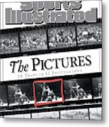 The Pictures 50 Years Of Si Photography Sports Illustrated Cover Metal Print