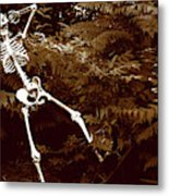 The Poacher Caught In A Trap Metal Print