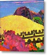 The Sacred Mountain - Digital Remastered Edition Metal Print