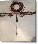 The September 11th Rosary One Metal Print