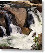 The Sinks In Smoky Mountain National Park Metal Print