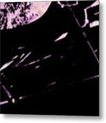 The Ugly Atoms Metal Print