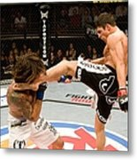 The Ultimate Fighter 9 Finale Metal Print