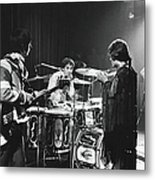 The Who At The Fillmore East Metal Print