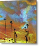 The Whole Picture Metal Print