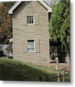 This Not Old House  Metal Print