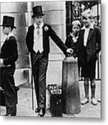 Toffs And Toughs Metal Print