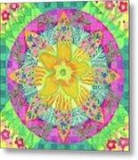 Tom's Squash Blossom Metal Print