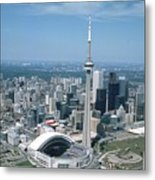 Toronto Blue Jays Metal Print