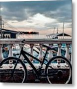 Traveller's point Metal Print