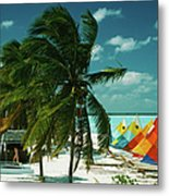 Treasure Cay Metal Print