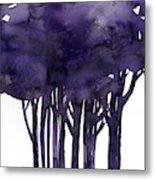 Tree Impressions 1g Metal Print