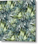 Tropical Leaves I Metal Print