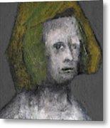 Tudor Portrait Metal Print