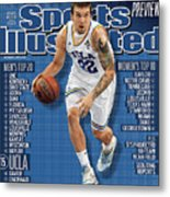 University Of California Los Angeles Reeves Nelson, 2011-12 Sports Illustrated Cover Metal Print