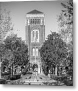 University Of Southern California Admin Building Metal Print