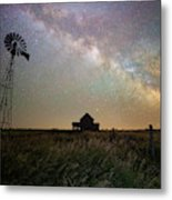 Up In The Country  Metal Print