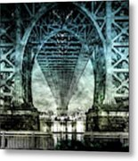 Urban Grunge Collection Set - 06 Metal Print