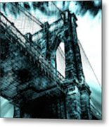 Urban Grunge Collection Set - 08 Metal Print