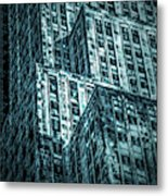 Urban Grunge Collection Set - 11 Metal Print
