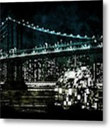 Urban Grunge Collection Set - 15 Metal Print