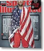 Us Mens National Team, 2014 Fifa World Cup Preview Issue Sports Illustrated Cover Metal Print