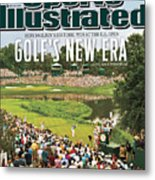 U.s. Open - Final Round Sports Illustrated Cover Metal Print