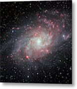 Very Detailed View Of The Triangulum Galaxy Metal Print