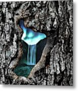 View To Another World  Metal Print