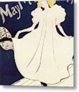 Vintage Poster - May Milton Metal Print