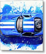 Viper Trails Metal Print