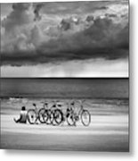 Waiting At The Edge Of The World Metal Print