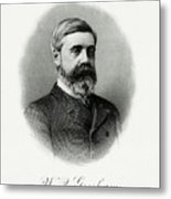 Walter Q. Gresham Metal Print