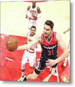 Washington Wizards V Atlanta Hawks - Metal Print