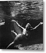 Water Dance Metal Print