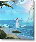 Waves Of Mercy Metal Print