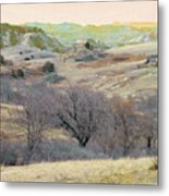 Western Edge Treasure Metal Print