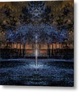 When Courage Springs Forth Metal Print