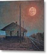 Whistle Of The Past Metal Print