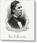 William P. Fessenden Metal Print