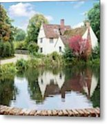 Willy Lott's House Metal Print
