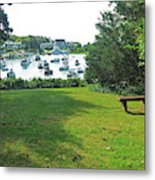 Wychmere Harbor Cape Cod Morning Metal Print