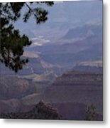 Yaki Point Metal Print