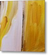 Yellow #5 Metal Print