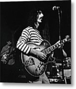 Zappa & The Mothers On Stage Metal Print