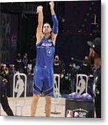 2021 NBA All-Star - Taco Bell Skills Challenge Metal Print